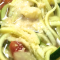 Vegetable Soup With Zucchini Noodles