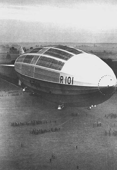 R101: Disaster in the air