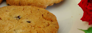 Football Peanut Butter Cookies