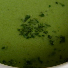 Pea soup recipe from Eric Clapton