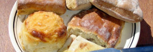 Highland scones recipe