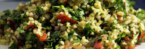 The Exotic Travels of Tabbouleh