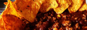 Hot, fast chili soup recipe