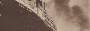 The Sinking of the Lusitania