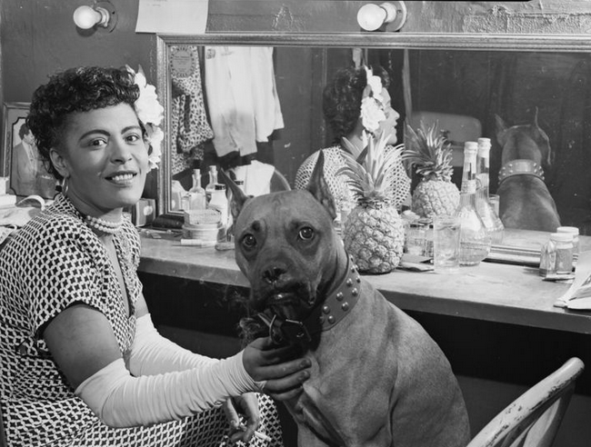 Find out more about the tragic life of Billie Holiday