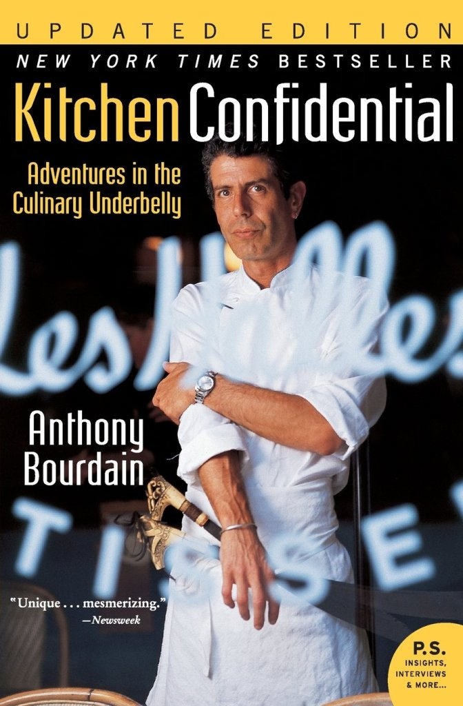 Anothiny Bourdain