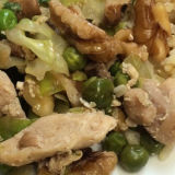Grand Prix Gourmet: Chinese Walnut Chicken