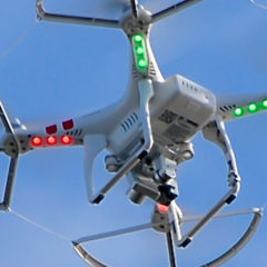 Armed Drones in the News