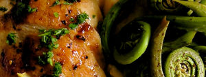 Grand Prix Gourmet: French Lemon Chicken
