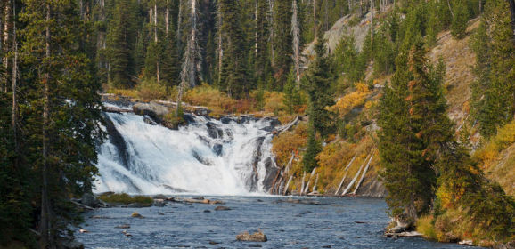 Yellowstone Named the First National Park on This Day in 1872