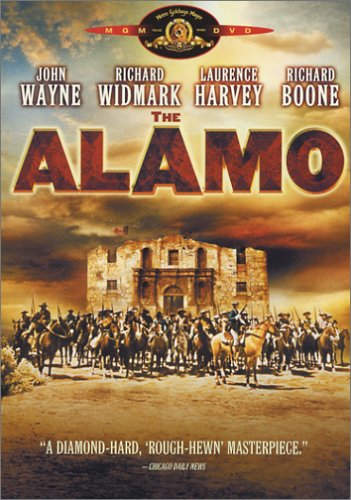 Image result for images of John Wayne's The Alamo