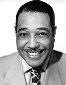Duke Ellington publicity picture, 1940s