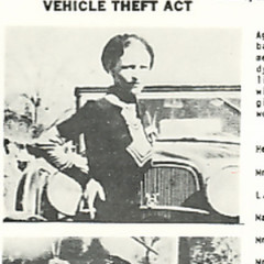 The Bonnie and Clyde Death Car