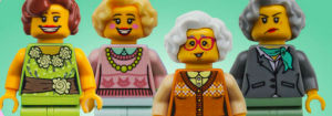 Support The Golden Girls Lego Sets!