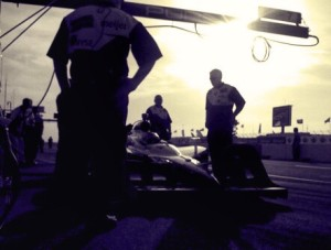 Marco Andretti - St. Petersburg Grand Prix 2009 - my first step into iPhonography.