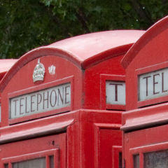 Save the red telephone box