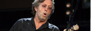 Eric Clapton: Early Life