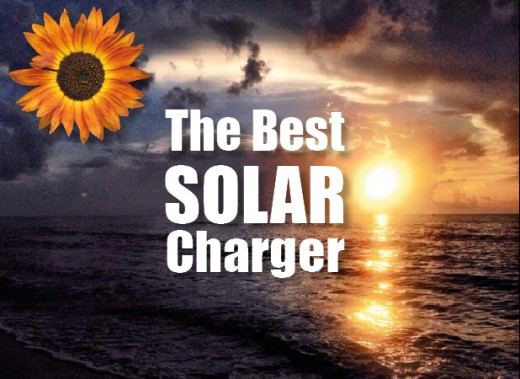 The best solar charger