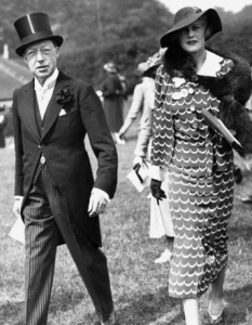 Lord and Lady Furness