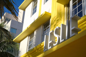 The Leslie Hotel, Miami South Beach