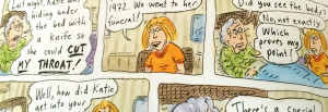 Can't We Talk About Something More Pleasant? A Review of The Memoir by Roz Chast