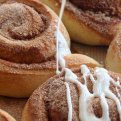 Cinnamon Rolls From The Bread Machine