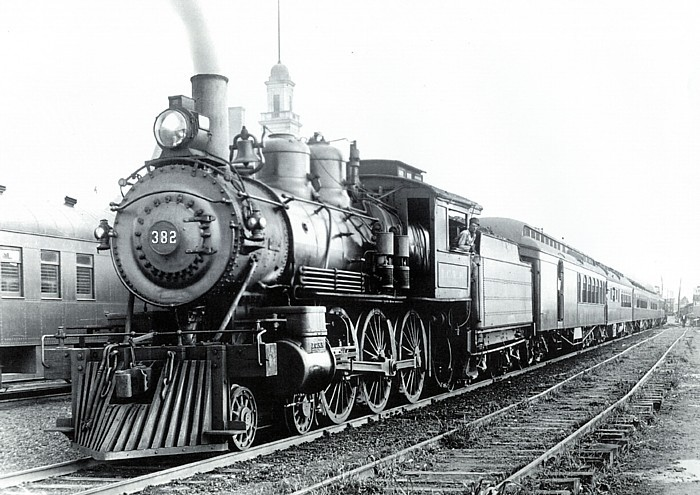 The Cannonball Express