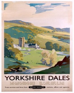 Yorkshire Dales Poster - Click for more like this.