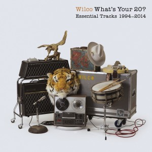 Wilco - What's Your 20 compilation CD