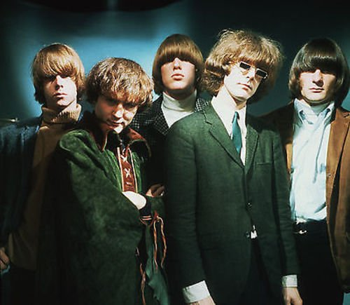 The Byrds - Publicity Photo 8 x 10. Click for more.