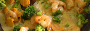 Barilla Gluten Free Pasta with Shrimp Recipe