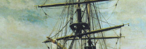 Looking at Paintings (3): 'The Emigrant Ship'