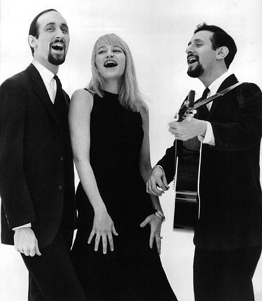 Peter, Paul and Mary, American Folk Singers