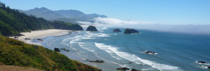 The Oregon Coast:  Bandon by the Sea