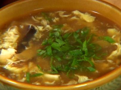 Tyler Florence's Hot and Sour soup