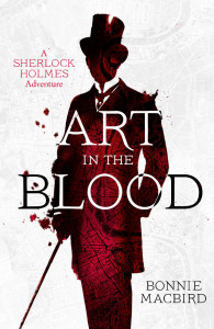 Art in the Blood jacket