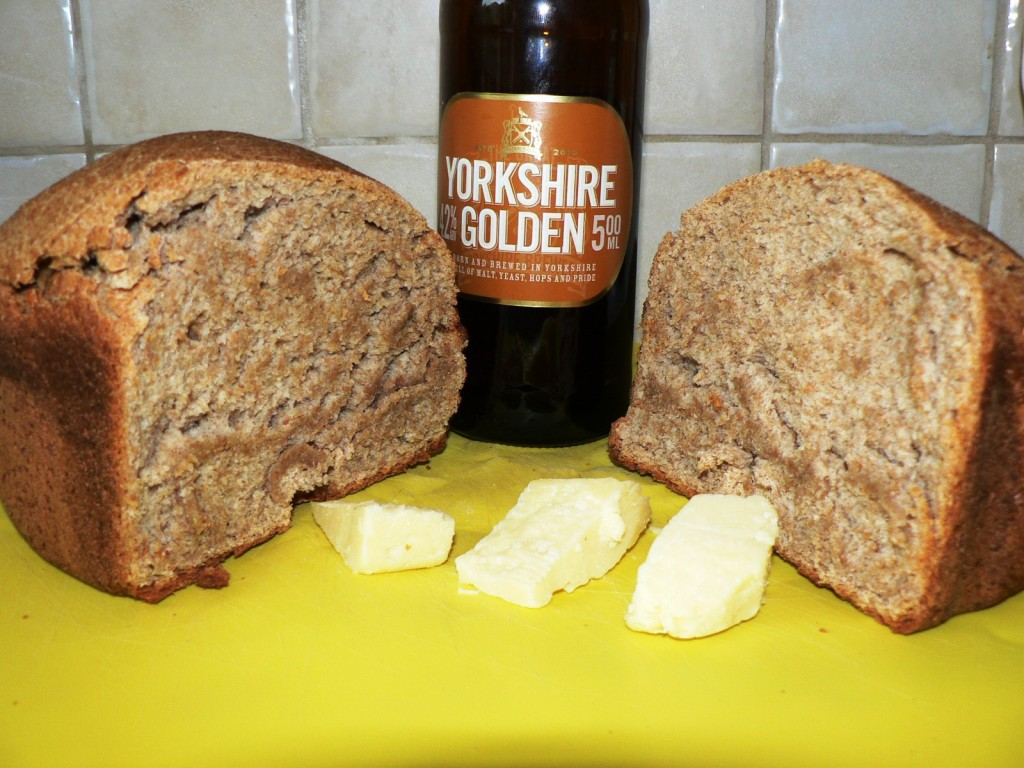 Yorkshire Ale & Rye Bread 008