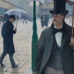 Art Matters : Paris Street, Rainy Day