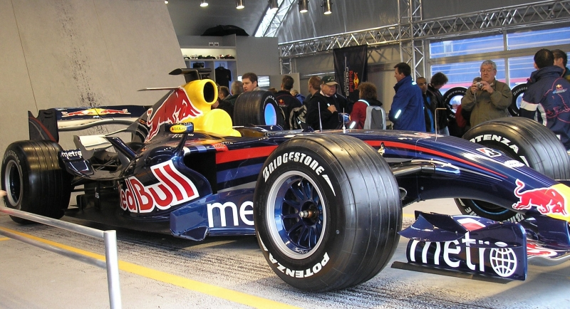 Red Bull car Photo taken by DreyaB