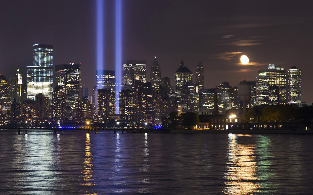 9/11/14 by Joshua Siniscal Photography / Flickr Creative Commons. See more of Joshua's NYC here.