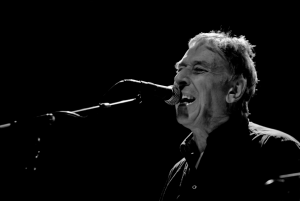 John Cale at Le Chabada, Angers, France, 14 October 2011 - photo by Simon Bonaventure