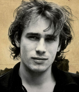 So Real - Jeff Buckley CD sleeve.