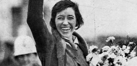 The Mystery of Amy Johnson