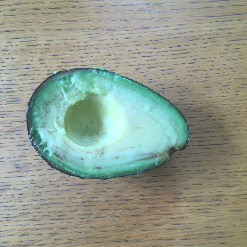 avocado 36 hours