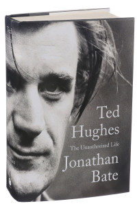 Ted Hughes - The Unauthorised Life by Jonathan Bate. Buy your copy here.