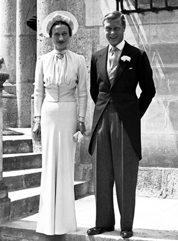 Wallis Simpson S Wedding Dress Jaquo Lifestyle Magazine
