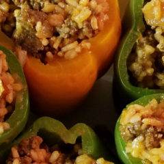 Easy Classic Stuffed Peppers